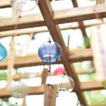 川越氷川神社 縁むすびの風鈴