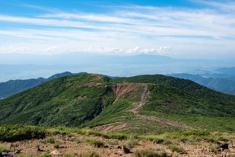 蔵王 地蔵山