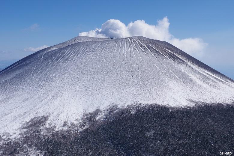 浅間山(前掛山)