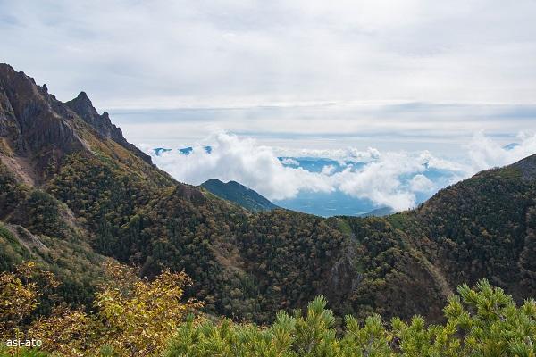 八ヶ岳 キレット