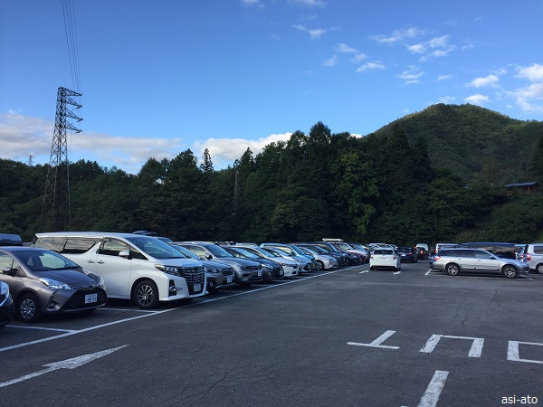 尾瀬第2駐車場