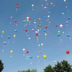風船 お祝い