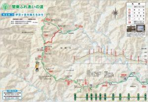 伊豆ヶ岳 関東ふれあいの道N03