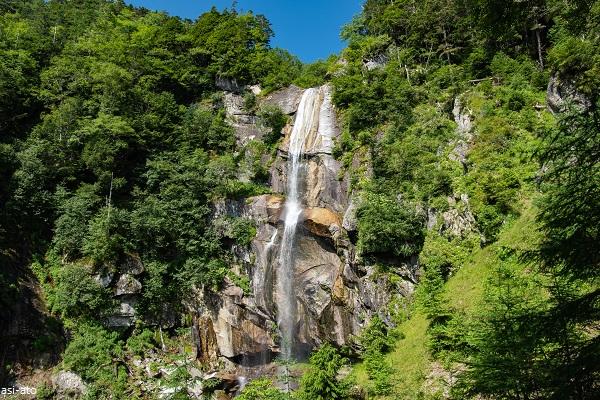 ドンドコ沢 五色滝