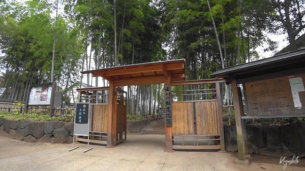 氷川の杜文化館